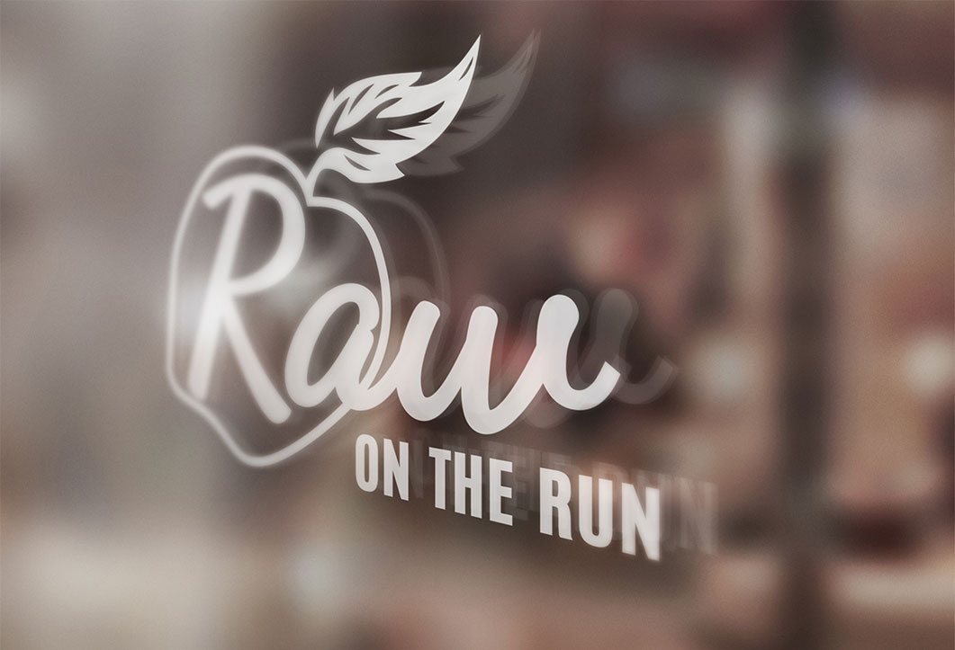 Raw on The Run Logo 1
