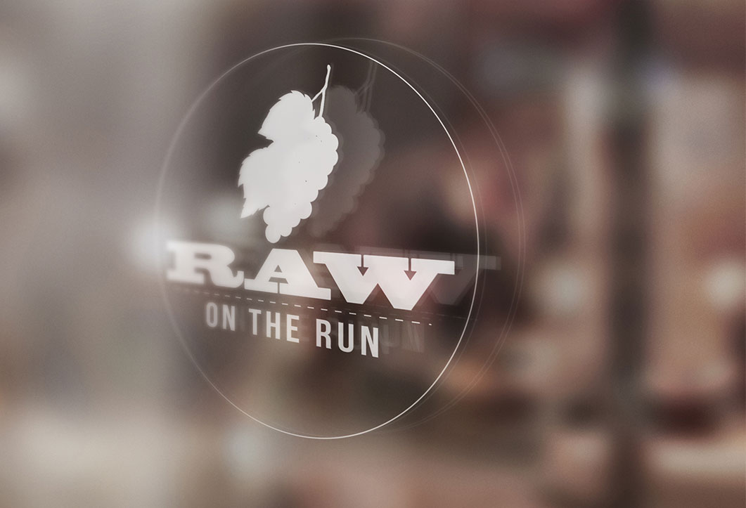 Raw on The Run Logo 2