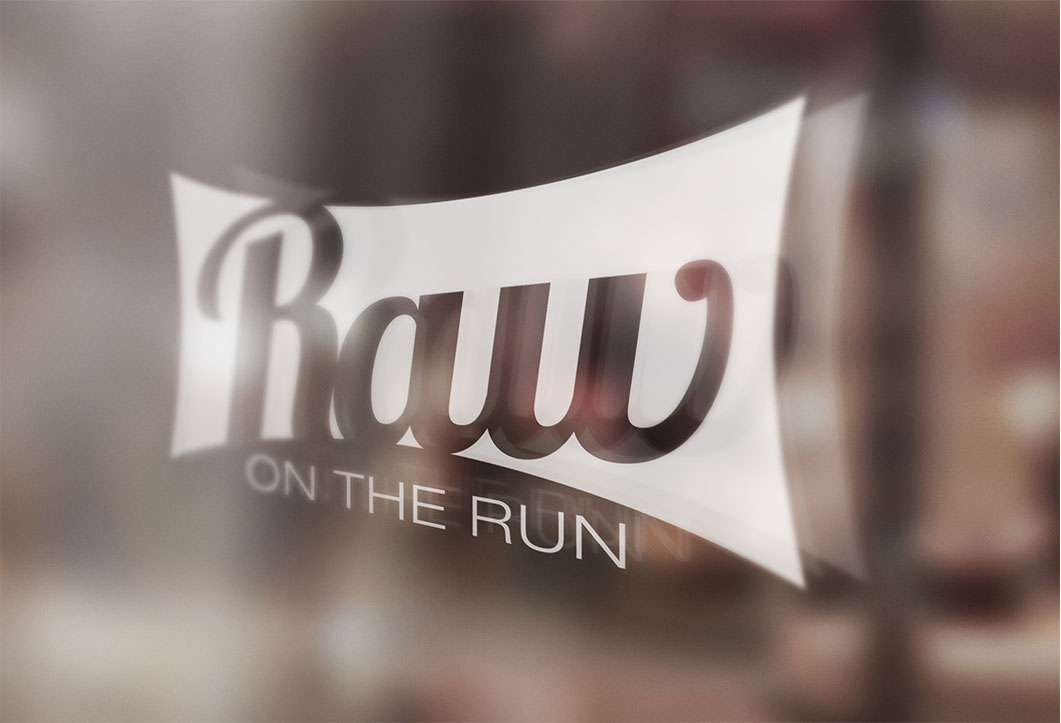 Raw on The Run Logo 3