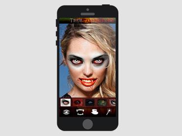 True Vampires iPhone App